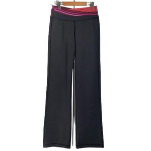 LULULEMON ASTRO PANT (TALL) SIZE 8